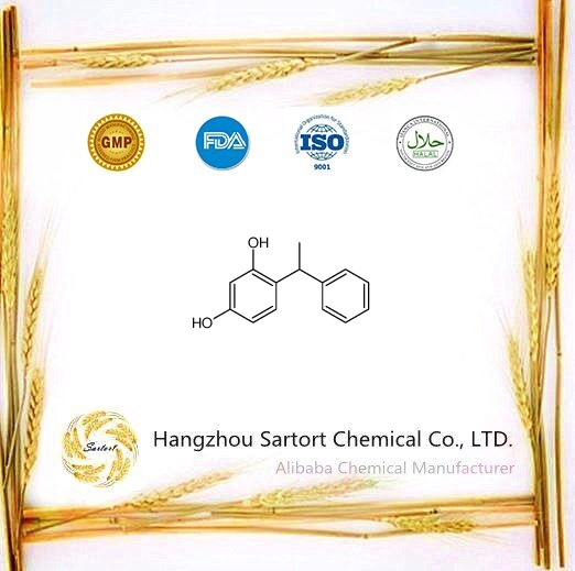 high purity chemical industry Phenylethyl Resorcinol 85-27-8