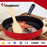 2016 high quality Nonstick fry pan&New Die-cast Aluminum induction cookware cooker