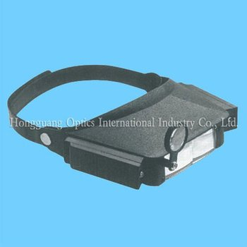 headband magnifier/head wear loupe/head magnifying glasses