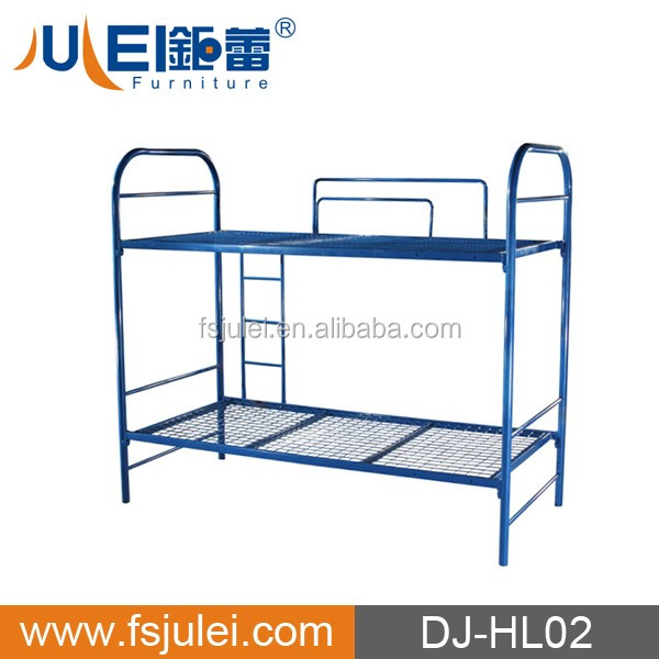 Metal Furniture Single Military Bunk Bed