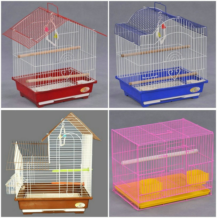 High quality cheap wholesale Bird Breeding Cage xuchi Brand all Cage For sale