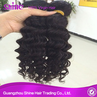 Famous brand hair factory in china sell 6a remy brazilian hair extension