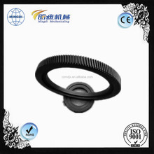 Stainless steel synchronizer ring gear,stainless steel gear ring for cement mixer