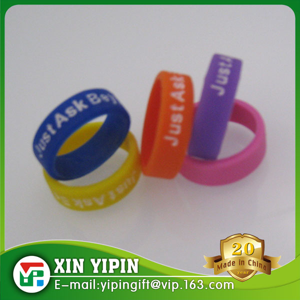 Silicone Finger Ring Designs For Girls