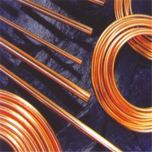 Pancake coil crimping copper pipe price per kg straight induction coil air conditioner copper pipe tube coil