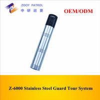 Durable Stainless Steel Security Duty Guards Patrol Solution