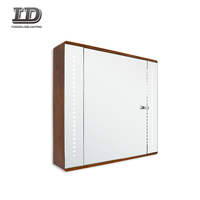 bathroom vanity waterproof mirror cabinet