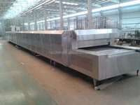 Used Bread Bakery Equipment Bread Machine Baking Equipment CE Certificated Tunnel Oven