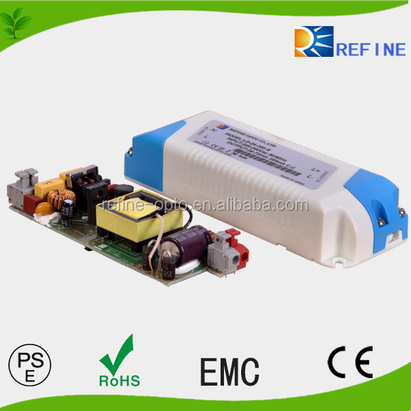 Direct Manufacturer 9w 10w12w 15w 18w 25w 36w led driver power supply 24v