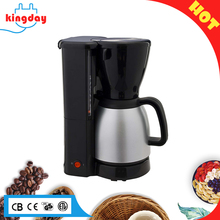 BSCI 1000 W 1 L home use coffee machine electric coffee maker