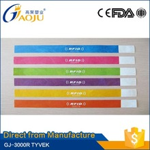 17 years manufacture experience popular paste type id band