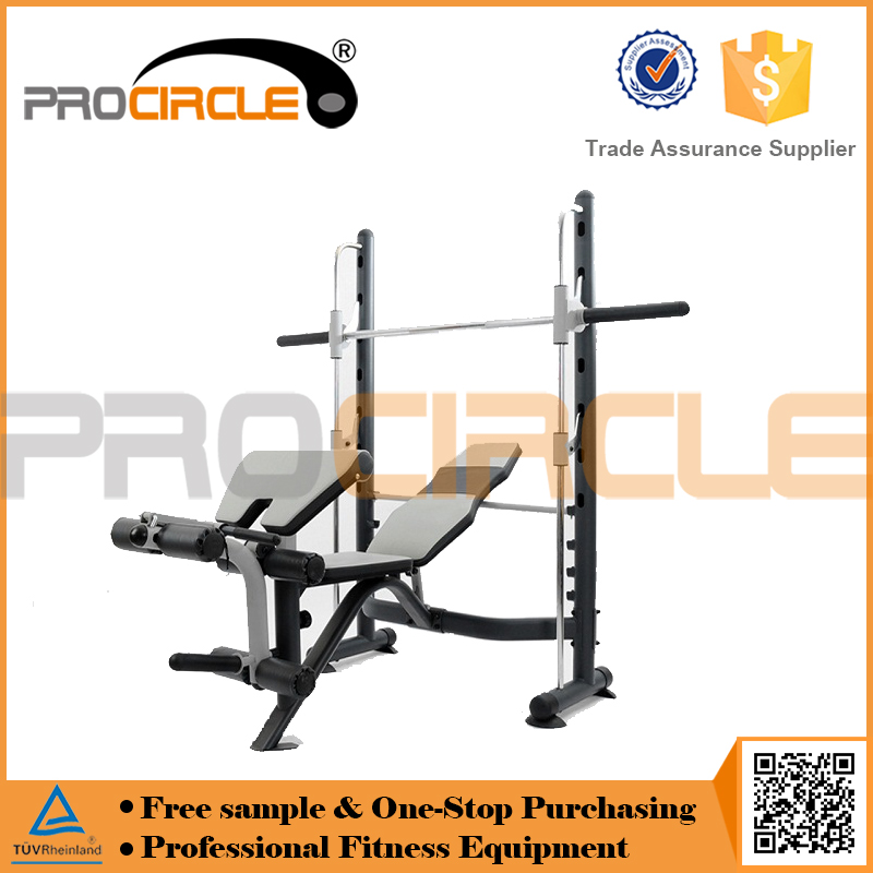 Fitness Exercise Sit Up Bench