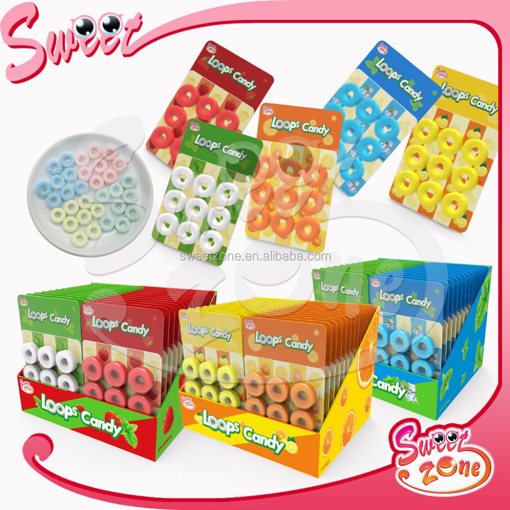 Sweet Zone Polo Mints Roll Dextrose Pressed Candy