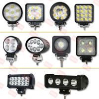 Waterproof led light bar, led bar light, 10-30V led work light