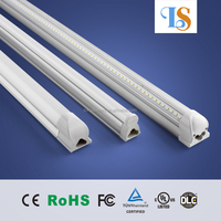 Recyclable components with no lead/mercury t8 integrated V shape cooler light with ROHS CE FCC Listed 1.8m 6 feet 48w