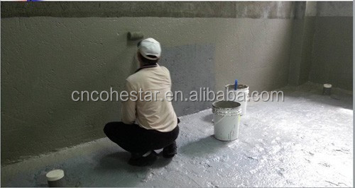 Compressive Strength Polymer Cement Mortar for Waterproofing