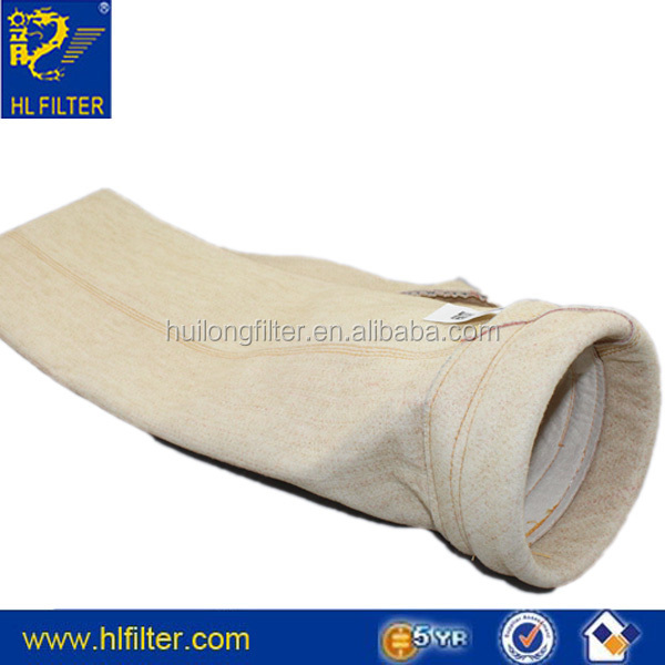 HL filter supply customized aramid filter bag for dust collector
