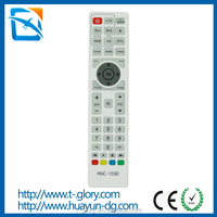 High quality 46 keys remote used for tcl tv remote control