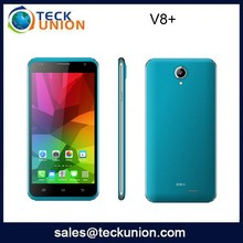 V8+ 5.5inch low price big screen mobile phones 3g wifi oem smartphone cellphone