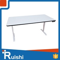 Sit to standing height adjustable hardware frames desk or table