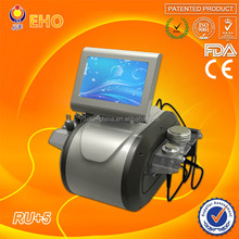 vacuum cavitation system RU+5 cavitation rf vacuum for body slimming (eho)