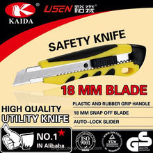 auto retractable professional knife