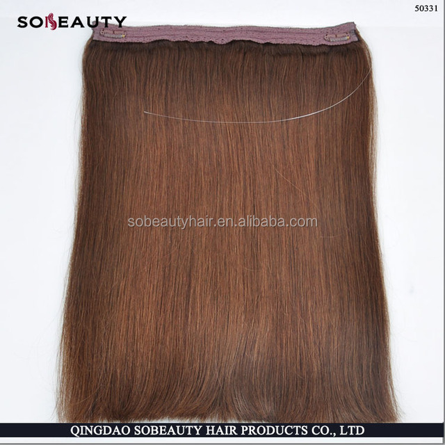 ZZH aliexpress hair peruvian wet and wavy hair, online shopping halo extensions