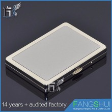 Wholesale fashionable cigarette display case cheap for sale