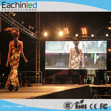 Hot sell car show fashion show p3 indoor led display
