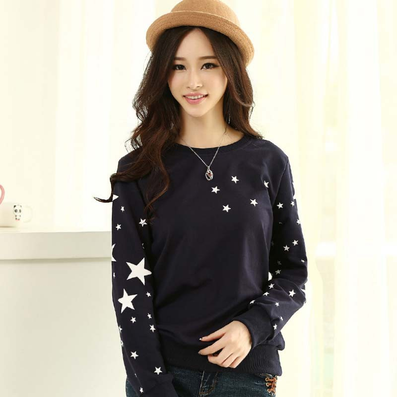 WA4003 long sleeve wholesale korean cute hoodies