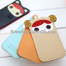 FL2465 2013 Guangzhou pu leather waterproof mobile phone bag for iphone 5 5G