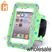 New Arrival Adjustable Sports Armband Case for iPhone 4 4S 5 5S 6 6 Plus Armband