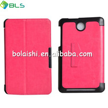 Magnetic Folio PU Leather Stand Case Cover for ASUS Memo Pad HD7 ME173X Tablet