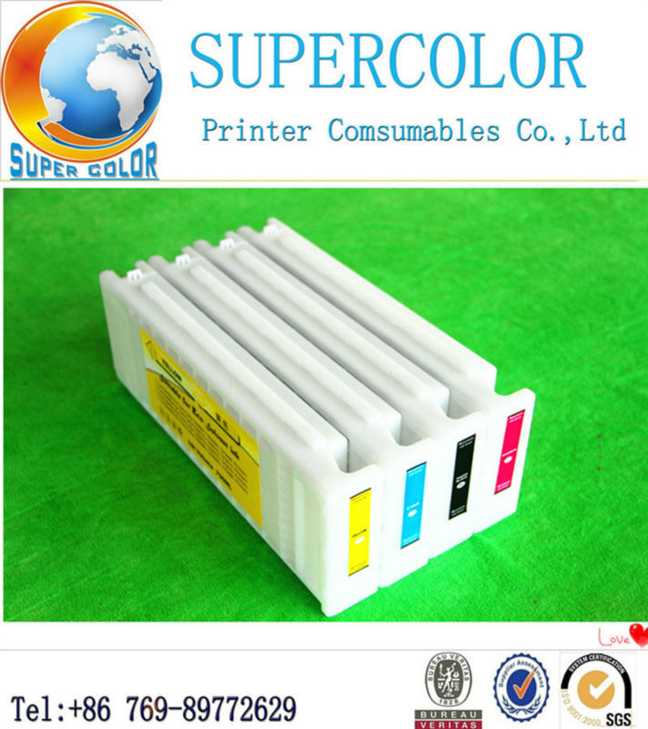 Supercolor Alibaba Gold Supplier compatible ink cartridge for Epson printer Sure Color T3070