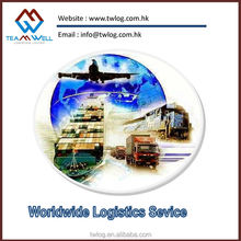 Ocean Freight Service from Hong Kong/Shenzhen/Guangzhou to Mexico City