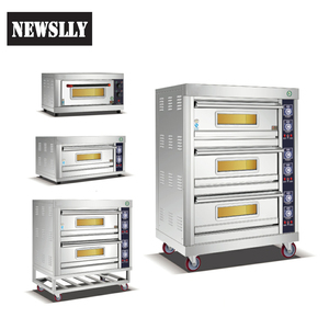 Kitchen Equipment Commercial Electric Bakery Bread Pizza Baking Oven
