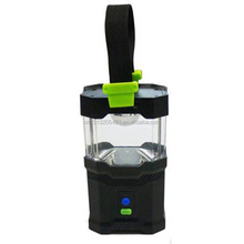 Bluetooth Speaker LED Camping Lantern