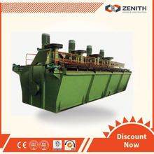 Professional copper ore concentration plant with large capacity
