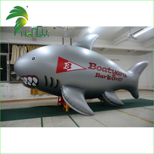 Large Inflatable Pool Toy, Giant Inflatable Shark Model, Inflatable Shark Pool Toy for Summer Holiday
