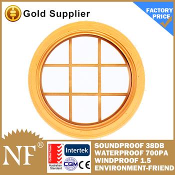 Aluminium circle window design buy circle window circle for Window design circle