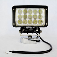 high power good quality sell well led work light for truck/forklift with blue point