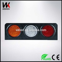 Wholesale WEIKEN Scania Bus Price LED Tail Light LED Car Truck Side Light Lamp LED Truck Rear Tail Light