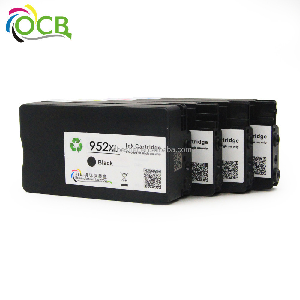 For HP 952XL 100% New Compatible Ink Cartridge For HP OfficeJet Pro 7740 8710 8715 8720 8730 8740 8210 Printer Ink Cartridge