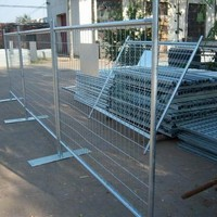 Discount chain link fence panels sale with low price