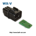 car cover 6 way cable wire electrical pa66 male connector DJ7066-2.2-11 in stock