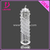 Sex Toys Reusable Cock Ring Penis Sleeve Delaying Ejaculation Penis Pump Condom For Men Crystal Penis Ring Sex Products