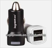 For iphone 4 5 ipad car charger usb dual