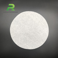 Food Grade Silicone Coated Parchment Sheet Circles