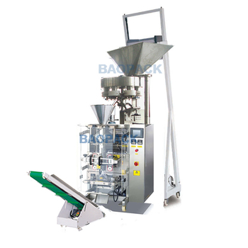 High speed triangle tea bags packaging machine China