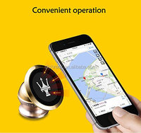 New 360 degree Universal Magnetic Rotatable Cell Phone Car Mount Holder vehicle-mounted mobile scaffold